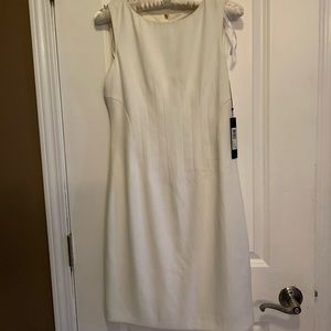 Woman's size 4 ivory Ivanka Trump dress nwt